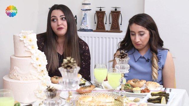 Maket pasta Gelin Evi'nde tartışma yarattı!