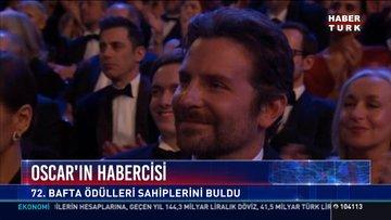 Oscar'ın habercisi: 72. BAFTA ödülleri sahiplerini buldu