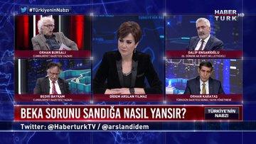 Türkiye'nin Nabzı - 11 Şubat 2019 (Beka sorunu sandığa nasıl yansır?)