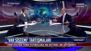 Spor Saati - 11 Şubat 2018 (Var Sistemi'nin türk futboluna etkisi ne?)