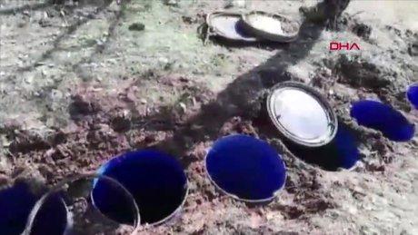 Lice'de PKK sığınağında 5 ton uyuşturucu ele geçirildi