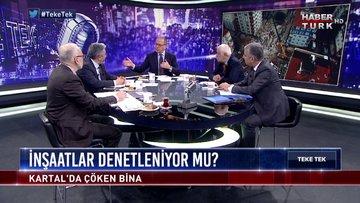 Teke Tek - 12 Şubat 2019 (İstanbul'da binalar depreme hazır mı?)
