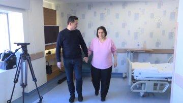 Almanya'da çare bulamayan hasta Türkiye'de kanseri yendi