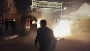 İran'da intihar saldırısı! Çok sayıda ölü ve yaralı var