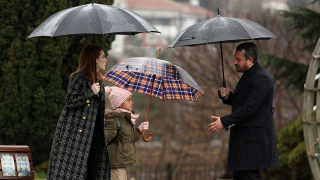 Zeynep, Veli ile buluşuyor!