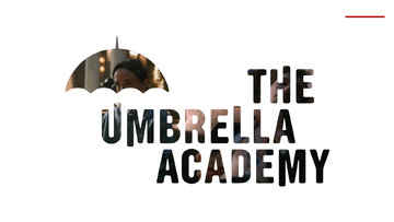 The Umbrella Academy Allison ve Luther