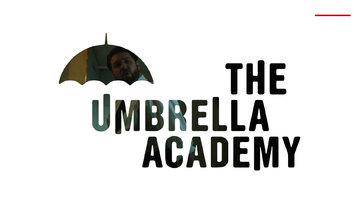 The Umbrella Academy Hazel ve Cha-Cha
