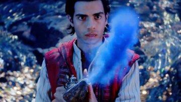 Aladdin Fragman (Türkçe Dublajlı)