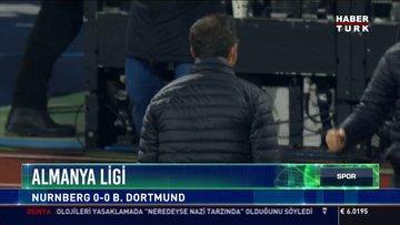 Almanya Ligi: Nurnbeg 0-0 B. Dortmund