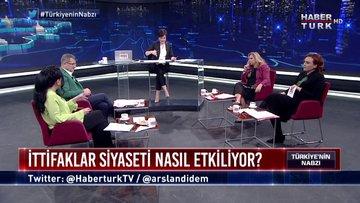 Türkiye'nin Nabzı - 18 Şubat 2019 (Büyükşehirlerde hangi ittifakın şansı daha yüksek?)