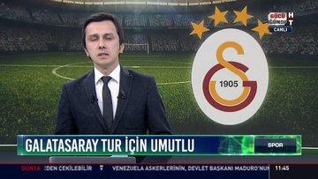 Galatasaray Tur için umutlu: Cezalı Fernando ve sakat olan Linnes Lizbon'a götürülmedi