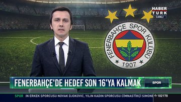 Fenerbahçe'de hedef son 16'ya kalmak: Ersun Yanal oyuncularına '1-0 güvenmeyin' uyarısı yaptı