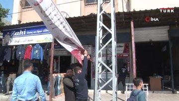 Adana'da yabancı tabelalar birer birer söküldü