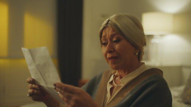 Kadir'in annesine mektubu!