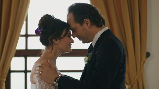 Gülperi ve Kadir evleniyor!