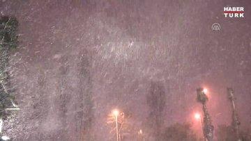Kar yağışı devam ediyor