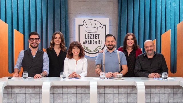 Lezzet Akademisi 3. Bölüm