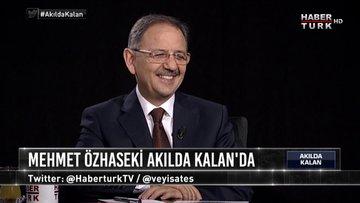 Akılda Kalan - 26 Şubat 2019 (AK Parti Ankara Büyükşehir Belediye Başkan Adayı Mehmet Özhaseki)