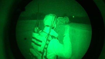 BBC, IŞİD'in Suriye'deki son kalesi Bağuz'daki operasyonu görüntüledi