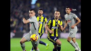 Fenerbahçe: 3 - Çaykur Rizespor: 2 | MAÇ SONUCU