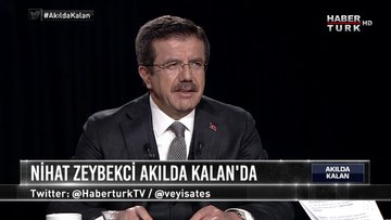 Akılda Kalan - 5 Mart 2019 (AK Parti İzmir Büyükşehir Belediye Başkan Adayı Nihat Zeybekci)