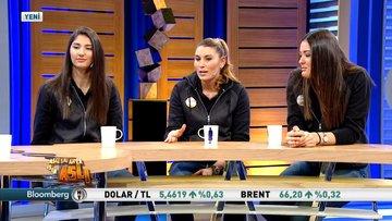Aslı Şafak'la İşin Aslı - 07 Mart 2019 (İlke Kodal, Gizem Pınar Tuncay ve Melike Koper)