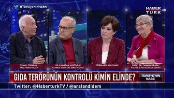 Türkiye'nin Nabzı - 6 Mart 2019 (Gıda-İlaç-Sağlık lobisinin amacı ne?)