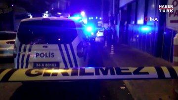 Fatih'te polis tartıştığı kişiyi silahla vurdu iddiası!