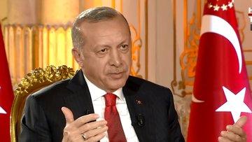 Cumhurbaşkanı Erdoğan Habertürk'te soruları yanıtlıyor - 2. Bölüm