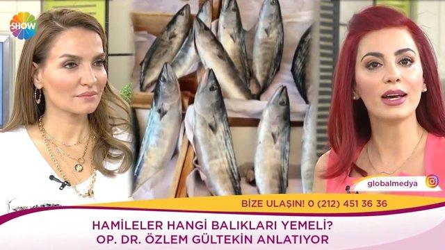 Hamileler hangi balıkları yemeli?