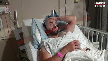 Yeni Zelanda'daki saldırıda yaralı kurtulan Türk Mustafa Boztaş saldırı anını anlattı