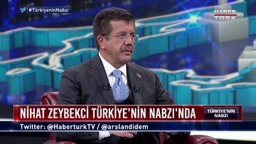 Türkiye'nin Nabzı - 18 Mart 2019 (AK Parti İzmir Büyükşehir Belediye Başkan Adayı Nihat Zeybekci)