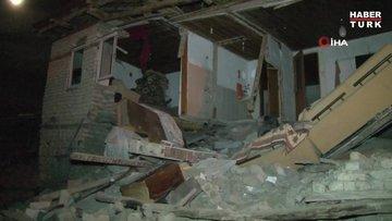 5.5'lik depremin ardından Denizli'de korkulu gece! Çadır ve arabada sabahladılar