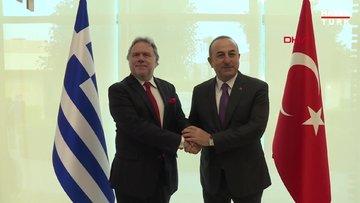 Son dakika... Çavuşoğlu ile Katrugalos'tan kritik açıklamalar!