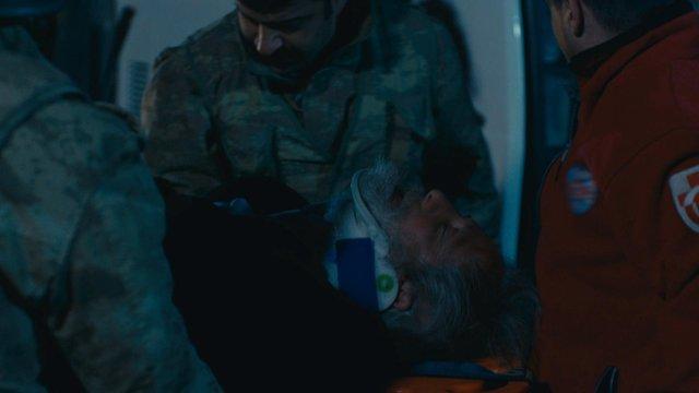 Nizamoğlu patlamada ağır yaralanıyor!