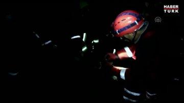 Denizli'de mantar arayan yaşlı adam 70 metrelik yamaçtan düştü