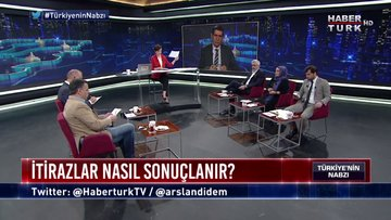 Türkiye'nin Nabzı - 3 Nisan 2019 (İstanbul'da sonuç ne zaman netleşir?)