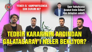 HTSpor Mutfak | Avukat Emin Özkurt, Galatasaray'da son yaşananları değerlendirdi. Fener Ol kampanyası'nda son durum ne?