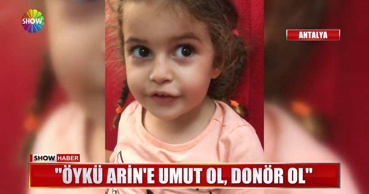 Show Ana Haber Videoları öykü Arine Umut Oldonör Ol