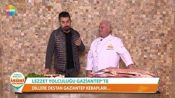 Simit Kebabı Tarifi (Gaziantep)