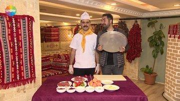 Tepsi Kebabı Tarifi (Gaziantep)