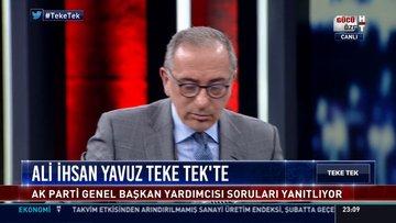 AK Partili Ali İhsan Yavuz'dan önemli açıklamalar