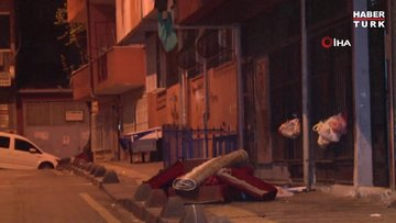 Esenler'de kendini yakan genç, hayatını kaybetti
