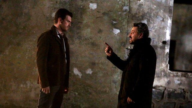 """""""O adamın kim olduğunu biliyorum!"""""""