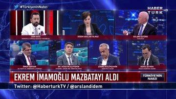 """Türkiye'nin Nabzı - 17 Nisan 2019 (YSK """"İstanbul'da seçim iptal"""" der mi?)"""