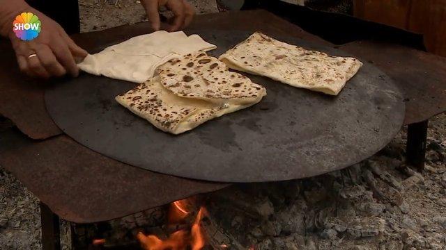 Bursa yöresinden Uluköy'ün hamur işleri