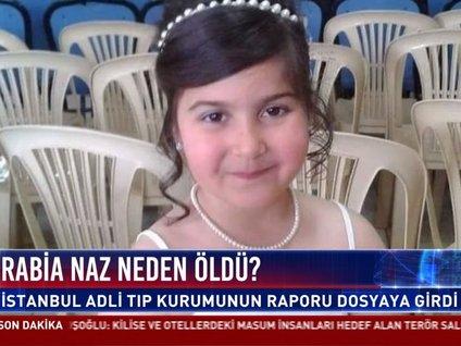 Rabia Naz neden öldü?