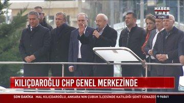Kılıçdaroğlu saldırı sonrası açıklamalarda bulundu