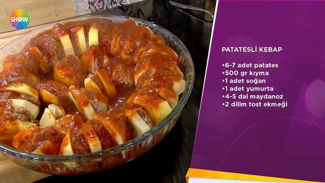 Patatesli Kebap