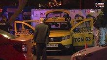 Bakırköy'de bir kişi bindiği takside son nefesini verdi